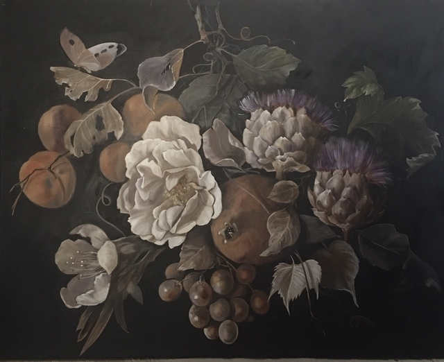Diana Watson, 'Marcella's Garden ', 2019, Gallery One Australia
