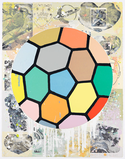 , 'Colorful Ball,' 2011, Pace Prints
