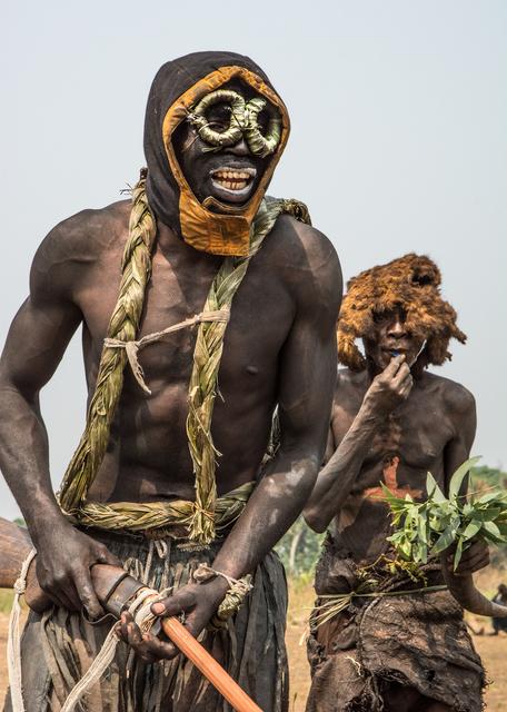 , 'Pende Sorcerer's Messenger, DR Congo,' 2014, THK Gallery