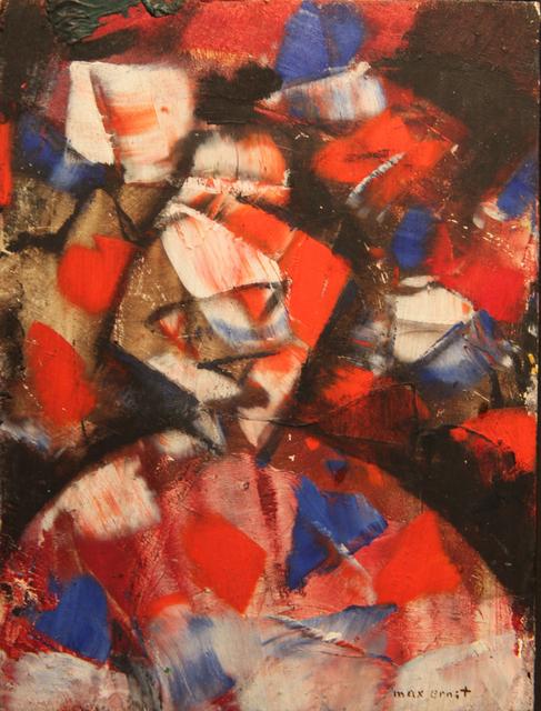 , 'Masque,' ca. 1957, Galerie Schwarzer