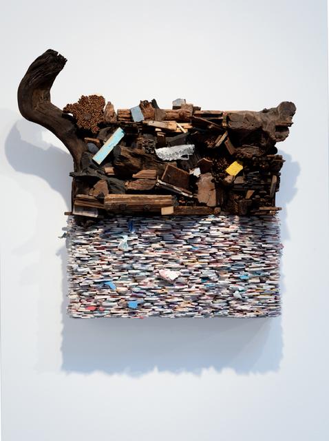 Leonardo Drew, 'Number 187T', 2017, Talley Dunn Gallery
