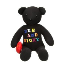 Velcro Teddy Bear