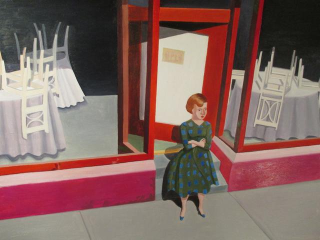 , 'Restaurant ,' 2018, Susan Eley Fine Art