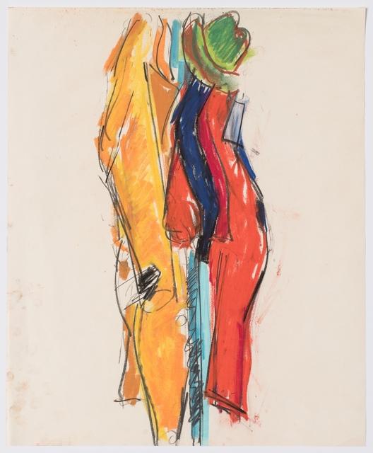, 'Untitled,' 1965, Reynolds Gallery