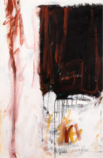 Chinyee 青意, 'Portal #1 門一', 1995, Painting, Oil & acrylic on board, Alisan Fine Arts