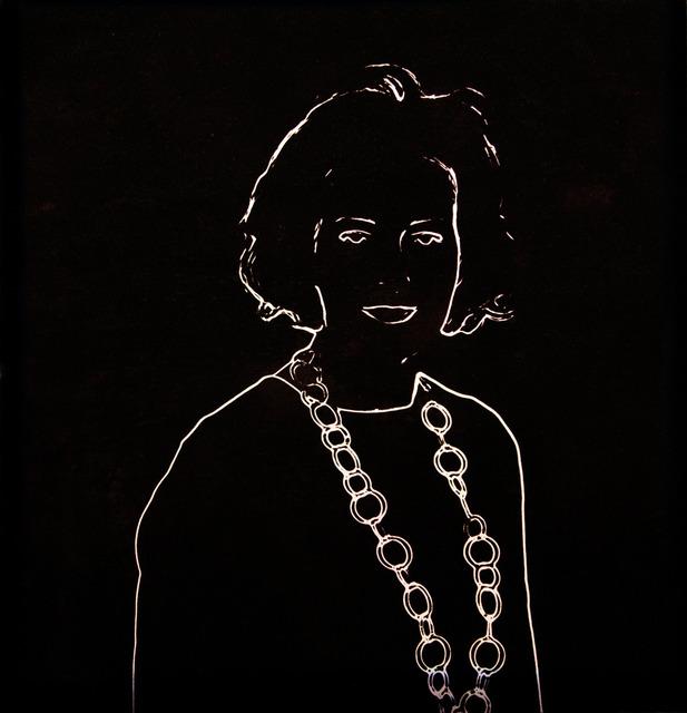 , 'Julia Peyton-Jones,' 2014, Lazinc