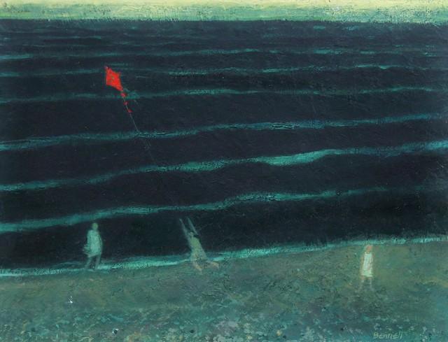 , 'Back sea iii, red kite series,' ca. 2012, Castlegate House Gallery
