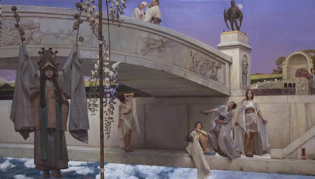, 'Pale Purple,' 2015, Shine Artists | Pontone Gallery