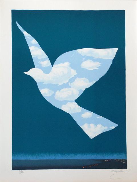 , 'L'Oiseau de Ciel,' 2010, Samhart Gallery