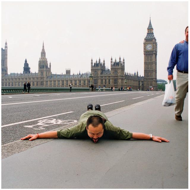 , 'Communication Series 4, London,' 2001, Contemporary by Angela Li