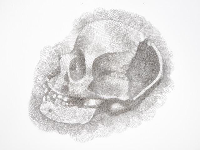 Walter Oltmann, 'Child Skull II', 2015, Goodman Gallery