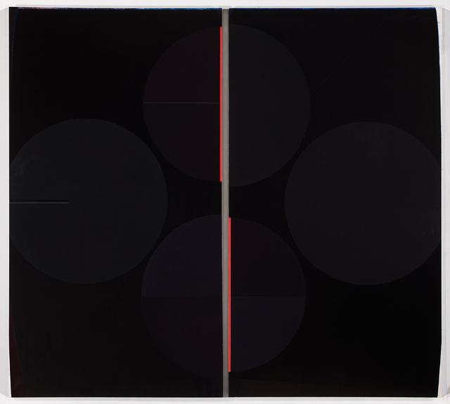 Nathlie Provosty, 'Violets Violence Silence', 2013, Nina Johnson