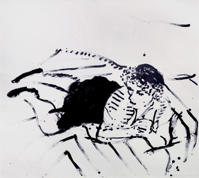 David Hockney, 'Big Celia II', 1982, Frestonian Gallery