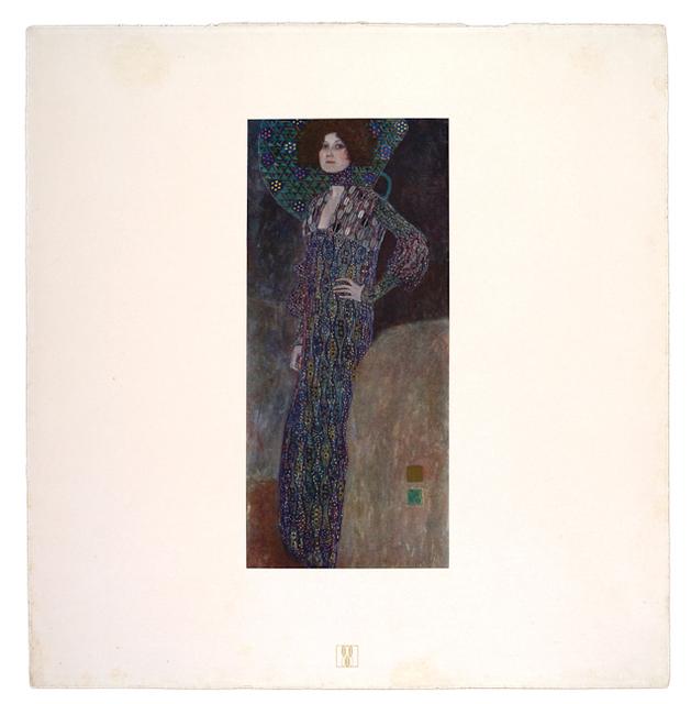 , 'Emilie Flöge [Das Werk Gustav Klimts],' 1908-1914, Jason Jacques Gallery