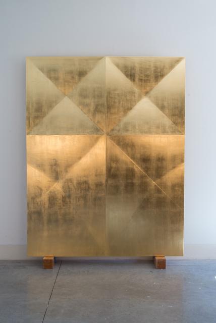 , 'Unfolded Gold: Betria,' 2016, Galerie Laurent Godin