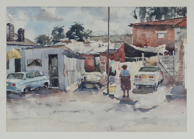 , 'Kliptown,' , Gallery MOMO