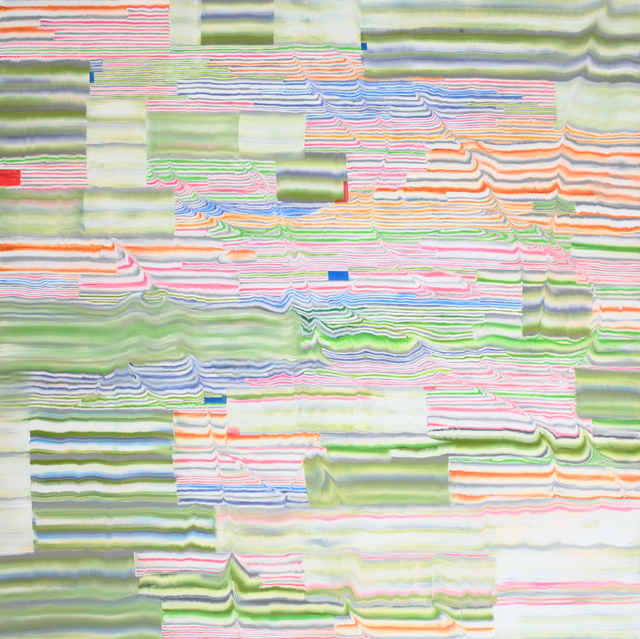 , 'p1657-Electronic Nostalgia,' 2016, Paik Hae Young Gallery