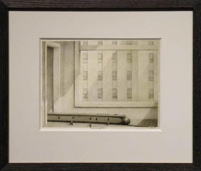 , 'City Sunlight,' 2015, ARCADIA CONTEMPORARY