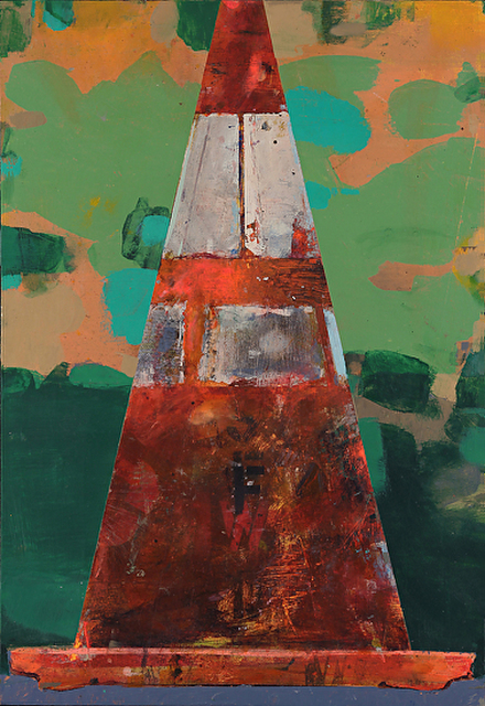 , 'Camouflage Cone / Cautionary Tales ,' 2015, Andra Norris Gallery