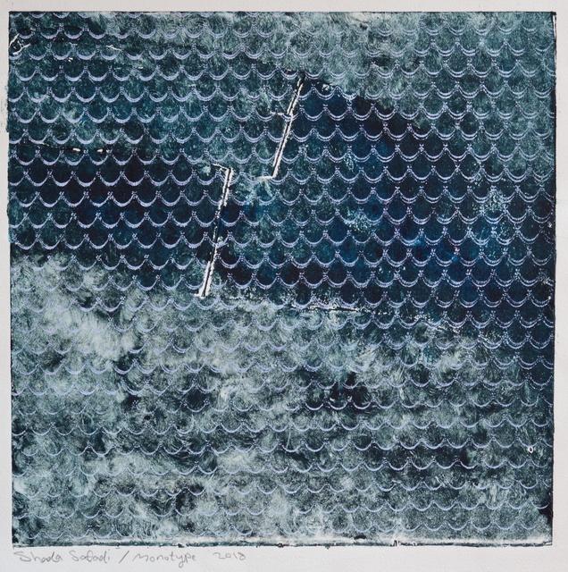 Shada Safadi, 'Limitless', 2018, Zawyeh Gallery