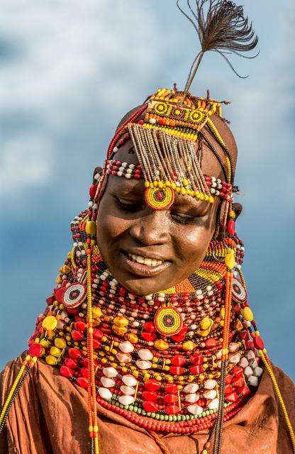 , 'Turkana Girl, Kenya,' 2014, THK Gallery