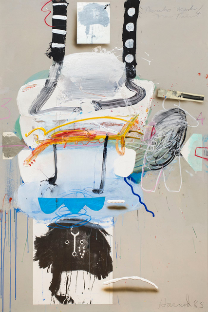 , 'Navaho Mask - New Paint,' 1985, Allan Stone Projects