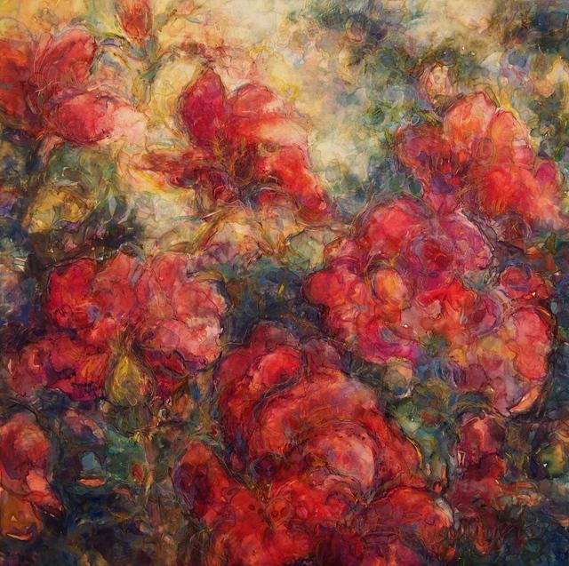 , 'Rose Garden,' 2017, West Branch Gallery