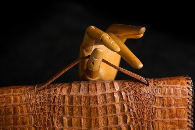 , 'Wooden Hand,' 2015, 555 Gallery