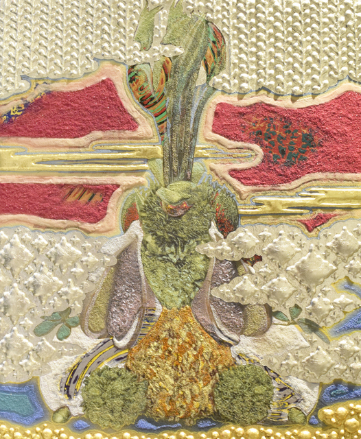 , 'AKETOPIHOUKIABURA(Chimera):akebia quinata/  /koshiabura(wild plant),' 2016, Art Front Gallery