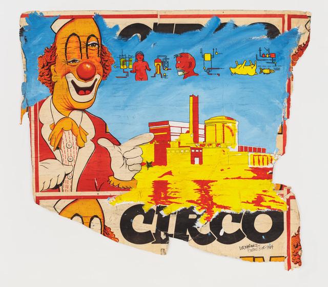 , 'Circo: Cordoba Nuclear Plant,' 1984, P.P.O.W