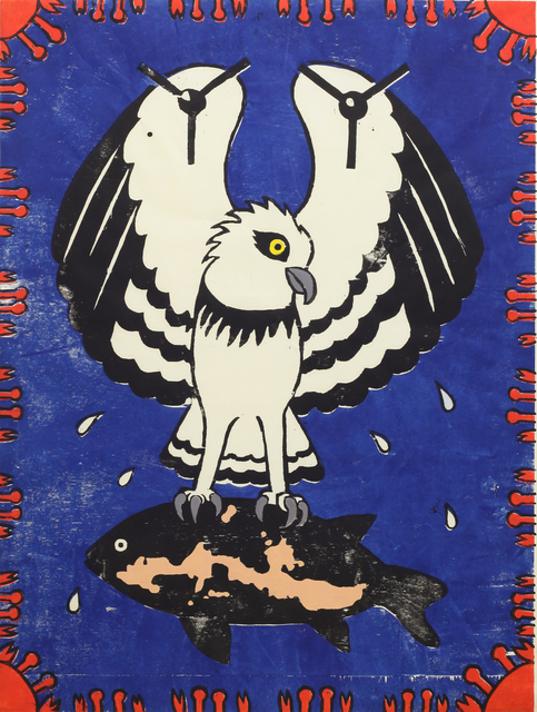 , 'Osprey and Okinawa,' 2016, Ota Fine Arts