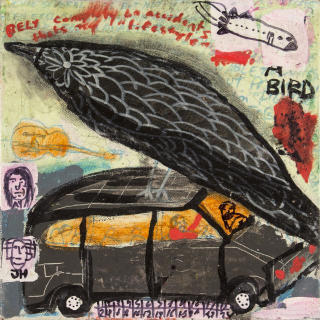 Casey McGlynn, 'This Blackbird Has Been Following Me Around', 2019, Foster/White Gallery