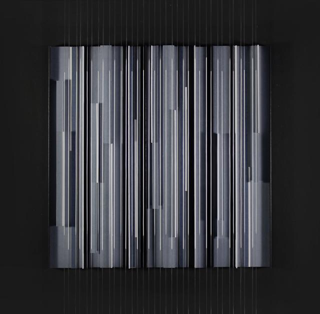 , 'Porta a l'invisible,' 2018, Espacio Valverde