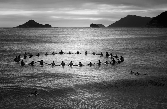 , 'Paddle out,' 2013, Immagis Fine Art Photography