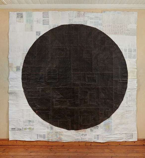 , 'Putting myself together (verso),' 2018, Dyman Gallery