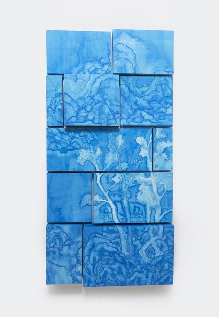 Li Ting Ting, 'Mountain By Dong Qichang', 2018, Karin Weber Gallery