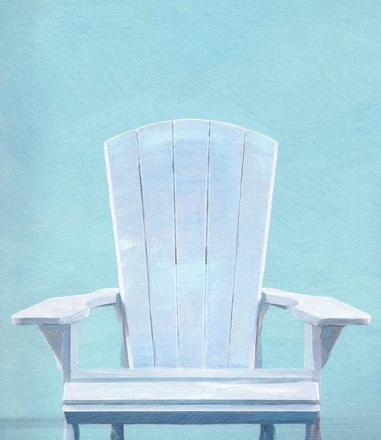 , 'Adirondak Chair,' 2017, Adelman Fine Art