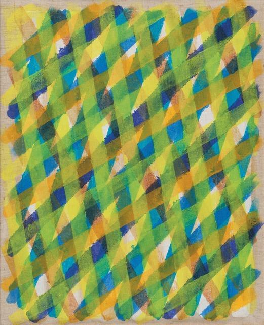, 'Ex Tempore VI,' 1963, Galleria Tega