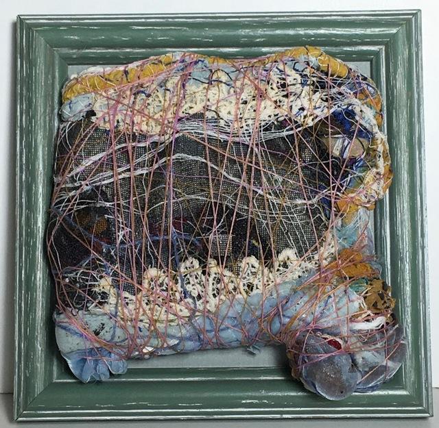 , 'Stephen's Help,' 2017, Osceola Gallery