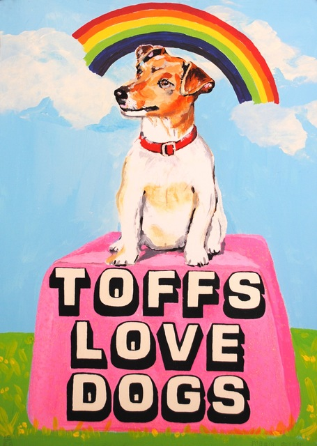 Magda Archer, 'Toffs Love Dogs', 2014, Jealous Gallery