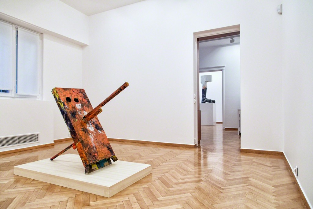 """Georg Baselitz 