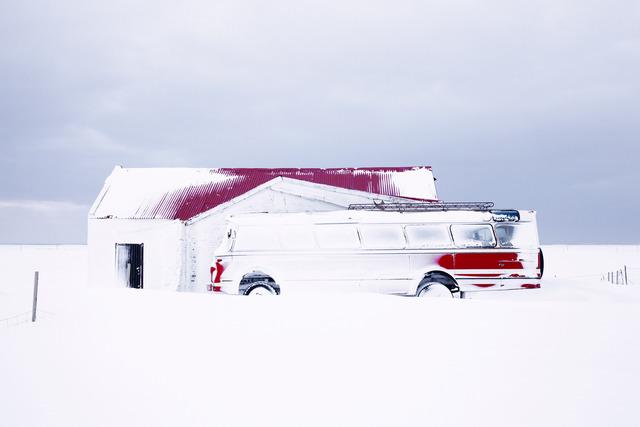 , 'Autobus, On the Road,' 2012, Robert Mann Gallery