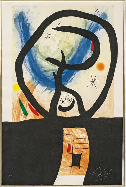 Joan Miró, 'La fronde', 1969, Skinner