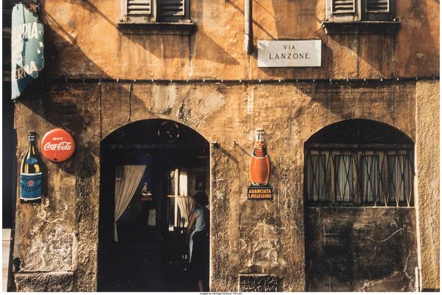 Harry Callahan, 'Via Lazone', circa 1970s, Heritage Auctions