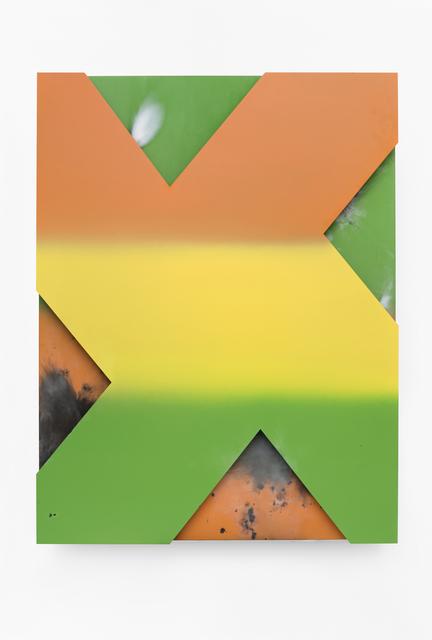 , 'R. Relief 7,' 2017, PPC Philipp Pflug Contemporary