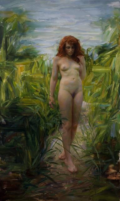 , 'Wanderer ,' , Sirona Fine Art