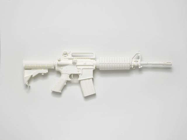 , 'M4A1 Carbine,' 2014, ŻAK | BRANICKA