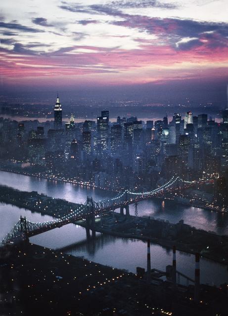 , 'New York City,' 1990, Opera Gallery