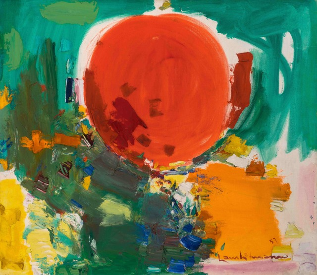 , 'Setting Sun,' 1957, Yares Art Projects