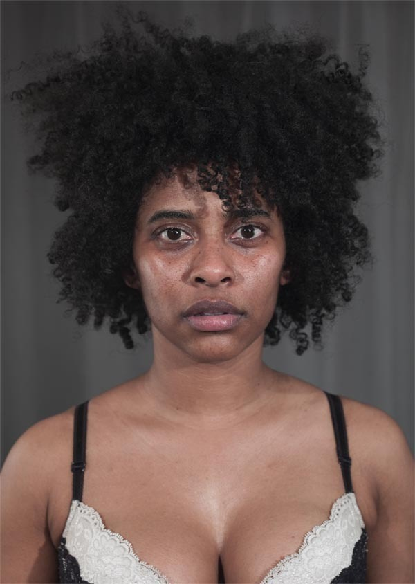 Tameka Norris, 'Untitled (self-portrait),' 2012, Jane Lombard Gallery